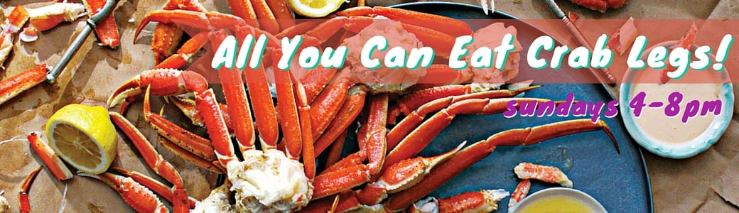 Crab Legs - Blog